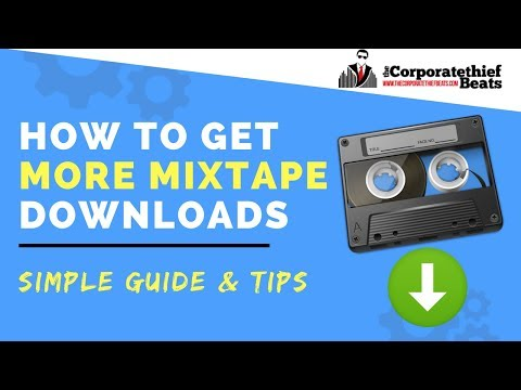 How To Get Mixtape Downloads From Datpiff {More Music Downloads Tips}💻 ✅
