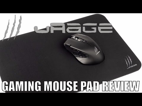 Hama URage Gaming Mouse Pad Review - BEST GAMING MOUSE PAD