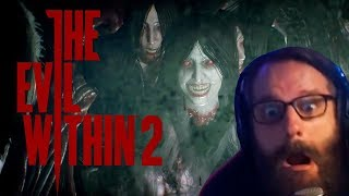 Best of THE EVIL WITHIN 2 - Gronkh