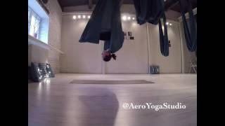 Аэройога, йога в воздухе, Йога в гамаках, прогибы(Made with Perfect Video http://goo.gl/j49PLI., 2016-03-10T19:54:17.000Z)