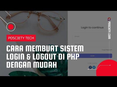 cara-baru-membuat-sistem-login-&-logout-di-php