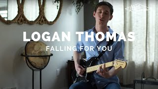"Logan Thomas - ""Falling for You"" Living Room Session"