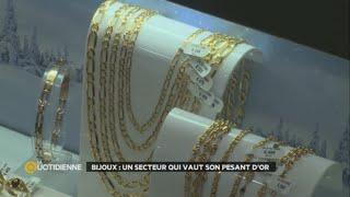 Bijoux : un secteur qui vaut son pesant d'or