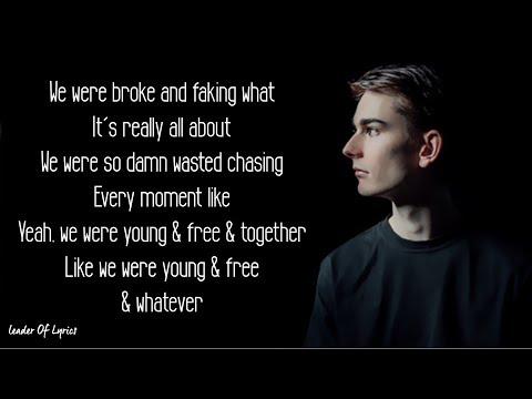 Vinze - YOUNG & FREE & WHATEVER (Lyrics)