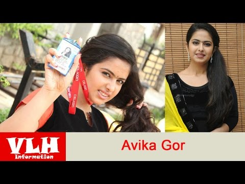 Wajah Asli Anandhi (Avika Gor) di serial ANANDHI di ANTV