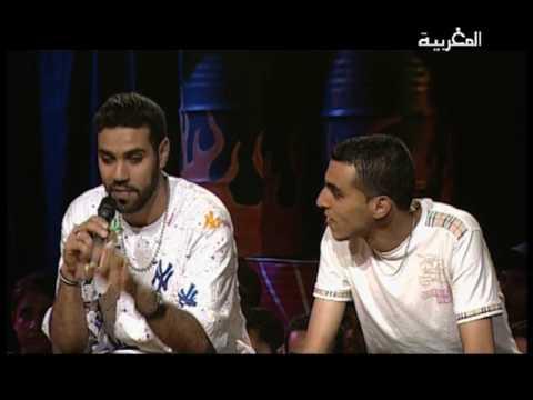 Cheb Abdel feat MC Badro - Kount 7asbek bent nass (+ interview)