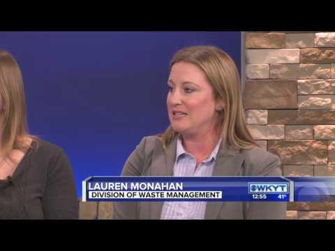Jennifer Myatt & Lauren Monahan, Division of Waste Management