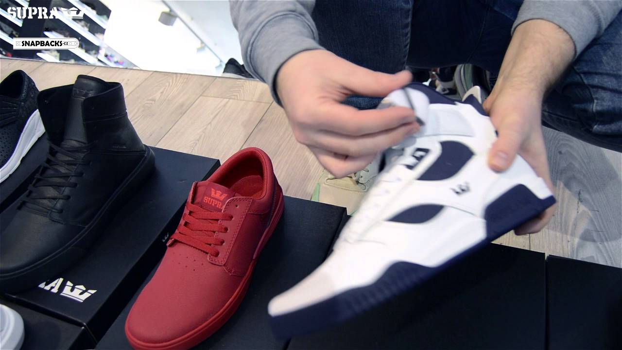 0ee13236acdc Supra Footwear - Delivery 1 - Jaro 2016 - YouTube