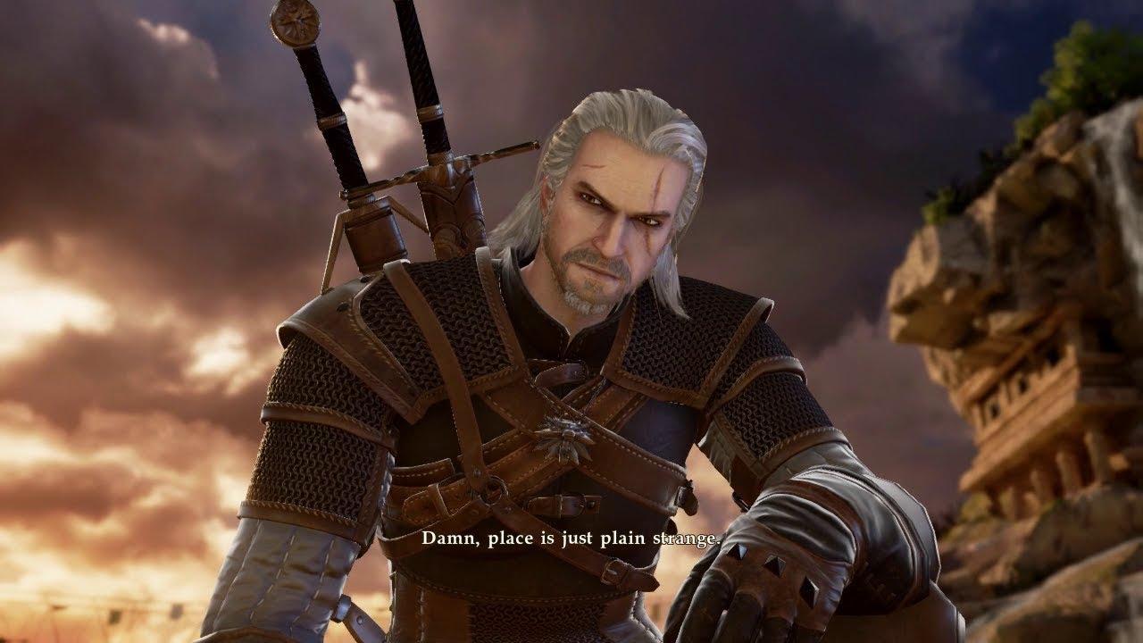 Soul Calibur 6 (PC) walkthrough - Geralt