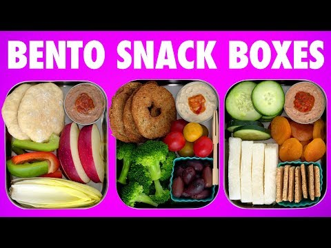 Bento Snack Boxes Vegan + Gluten Free Dips & Dippers! Mind Over Munch