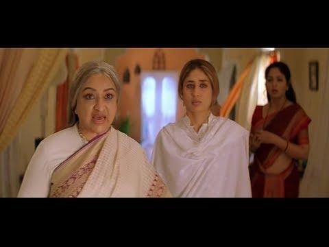 Shakti Kapoor slaps Kareena Kapoor (Hulchul)