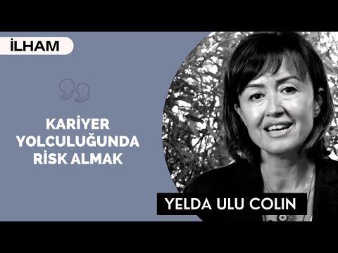 RİSK ALMAKTAN ÇEKİNME! - (Üst Düzey Yöneticilik, İdarecilik) - Yelda Ulu Colin | BinYaprak