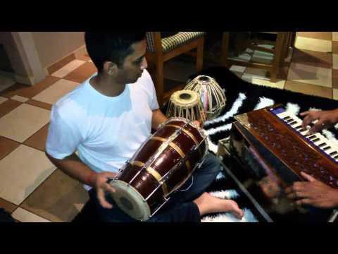 Durban Harmonium & Tabla Players (Vinesh & Ashveer)