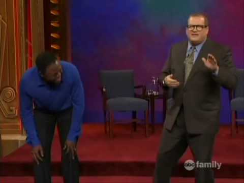 Whose line is it anyway - Hoedown - Weight