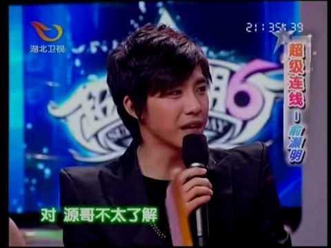 俞灏明 Yu Hao Ming - 20100327超级星期六 Part 1/2