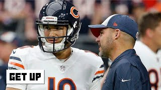 Dan Orlovsky rips Matt Nagy's play-calling for the Bears | Get Up