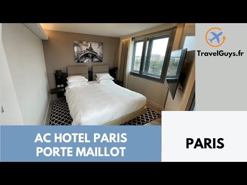AC Hotel Paris Porte Maillot - Parisian Suite