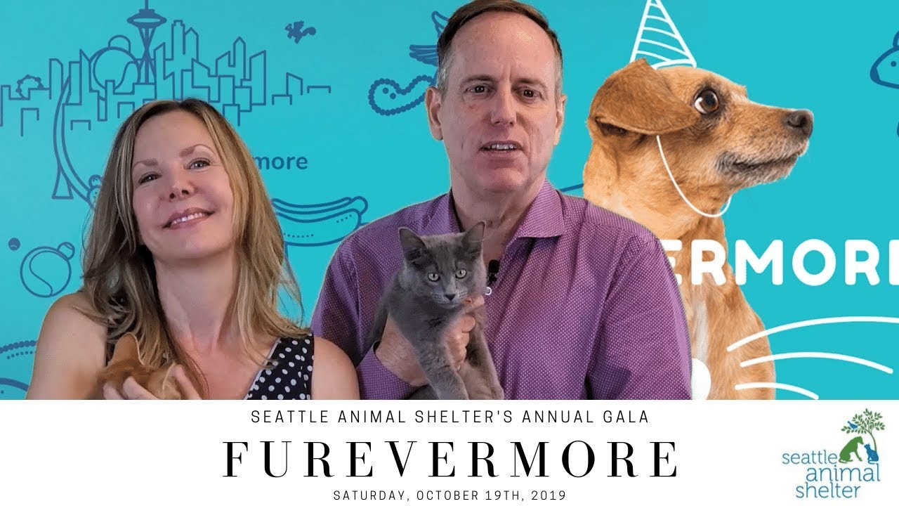 Seattle Animal Shelter's Furevermore Gala