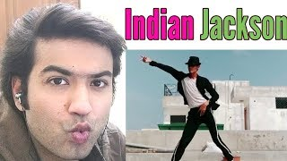 Pakistani Reaction Baba Jackson | Indian Micheal Jackson | 2020 | Tiktok