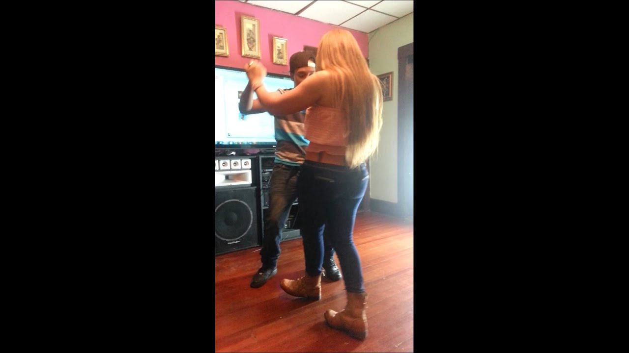 Watch Mom In Bedroom Camera: My Mom And I Dancing Bachata Part 2