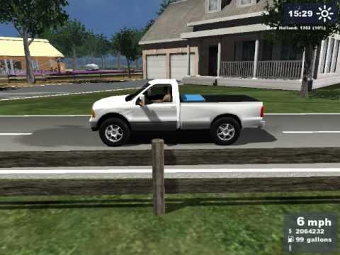 Farming simulator 2009 bale trailer mod | sues-prices. Ga.