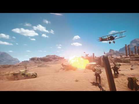Battlefield 1 - Gameplay Trailer (Official)