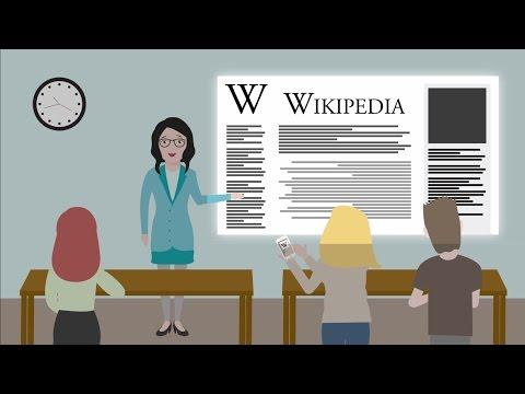 Schule Digital: Neue Medien Im Unterricht? Ein Beispiel Für Ein Wikipedia-Projekt