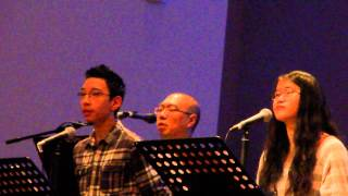 Casting Crowns - Peace on Earth 2012-12-16 CGC Worship Offertory