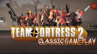 Team Fortress 2 Classic V2.0.0.b1 Gameplay
