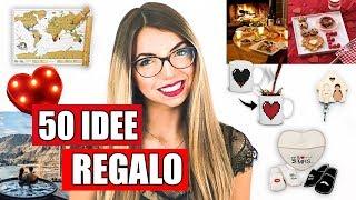 50 Idee Regalo SAN VALENTINO! | Carolina Chiari