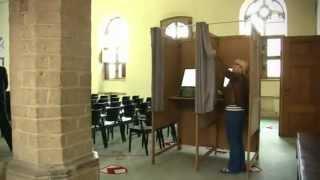 Hoe digitaal stemmen bij de gemeenteraadsverkiezingen in 2012...