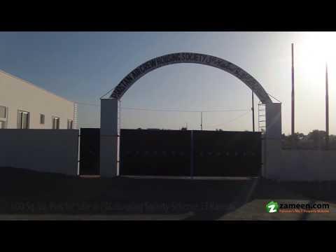 RESIDENTIAL PLOT FOR SALE IN PAKISTAN AIR CREW COOPERATIVE HOUSING SOCIETY SCHEME 33 KARACHI