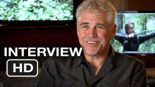The Hunger Games - Director Gary Ross Interview (2012) HD Movie