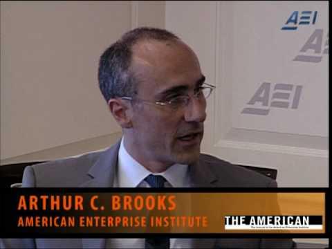 Arthur Brooks: 70% of Americans Favor Free Enterprise