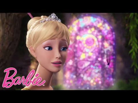 Мультик Барби и потайная дверь 🌈Мечты о волшебстве 💖Barbie Россия 💖мультфильмы для детей