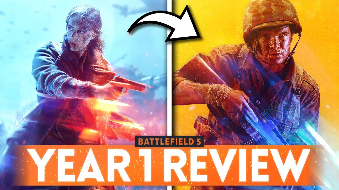 Reviewing Battlefield 5 AFTER 1 YEAR... Is It Good Now? ?