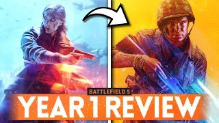 Reviewing Battlefield 5 AFTER 1 YEAR... Is It Good Now? 🤔