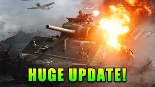 HUGE UPDATE! 5.0 Pacific Patch Notes For Battlefield V