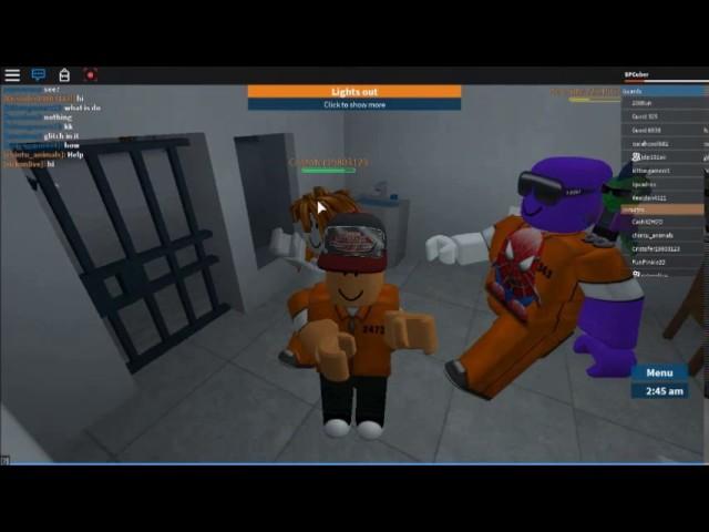 Prison Life: A Trilogy Part 1