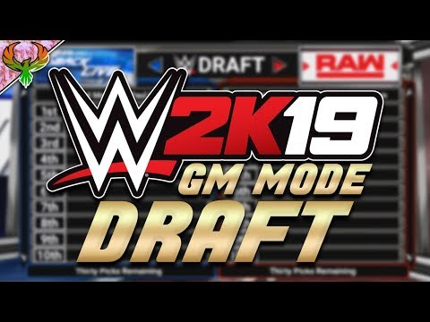 Repeat WWE 2K19 Universe Mode | THE MONDAY NIGHT WAR | The