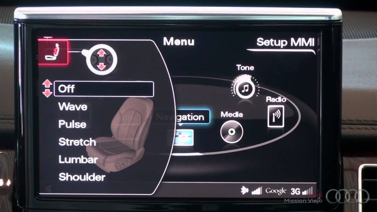 Audi Power Seat Features Audi Mission Viejo Youtube