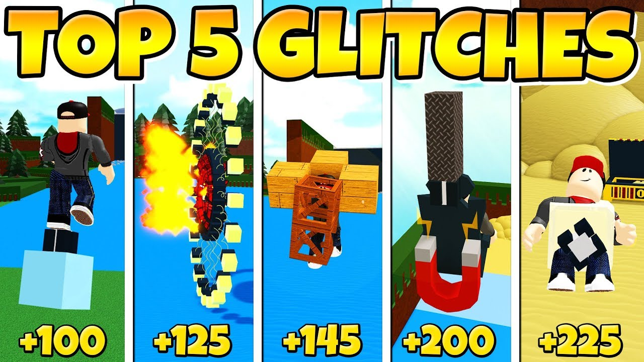 Build A Boat For Treasure Glitch April 2020