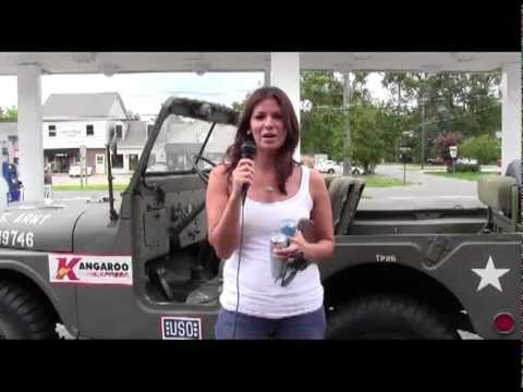 Salute our Troops Jeep Tour visits Birmingham