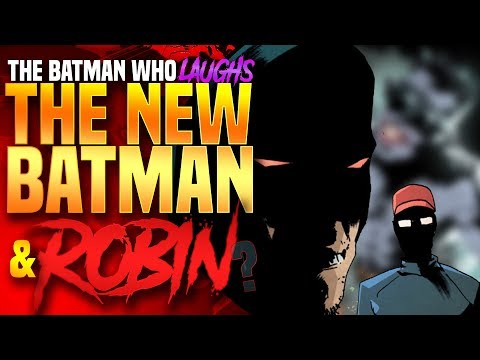 The Batman Who Laughs: The New Batman And Robin?