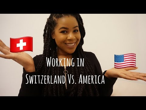 Working in Switzerland?! Pros & Cons