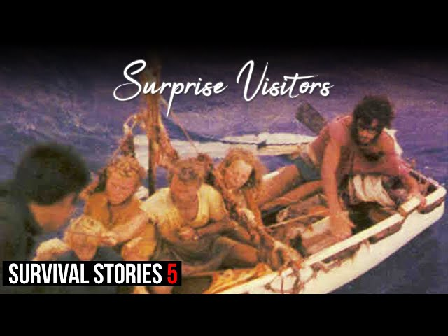 Stranded at Sea for 38 Days | Survival Story of The Robertsons