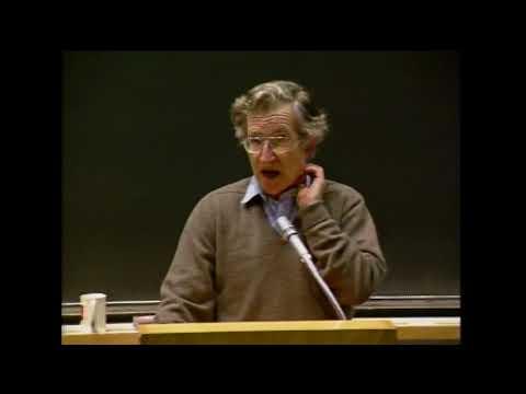 MIT Initiative For Peace In Middle East: The Gulf War - Noam Chomsky \u0026 Michael Albert - 1/15/2001