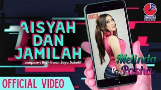 Cover images Melinda Pasha - Aisyah dan Jamilah