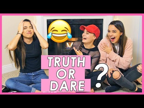 YOUTUBER QUIZ + TRUTH OR DARE W/ THE MERRELL TWINS!