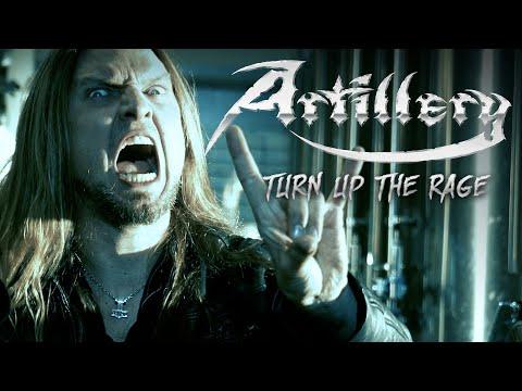 Смотреть клип Artillery - Turn Up The Rage